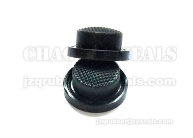 Good Quality Rubber O Ring Seals & Black Rubber Push Button Covers Fire Resistant For High Light Glare Flash Beam on sale